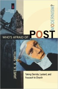 whos afraid of postmodernism