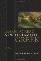 learning to read new testament greek